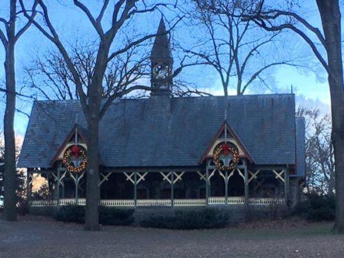 セントラルパークのお土産屋さんDairy Visitor Center and Gift shop
