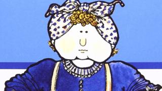 ミセス・ウィッシーウォッシーおばさん
